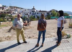 Comienzan las obras de construcción del nuevo teatro municipal de Rute con un presupuesto de 150.000 euros