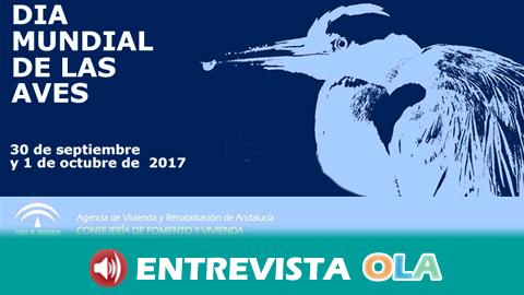 El parque metropolitano Marisma de Los Toruños celebra el Día de las Aves con actividades para todos los públicos