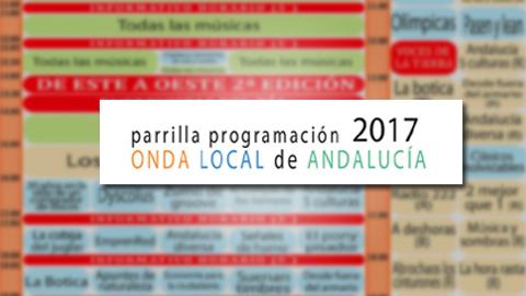 Historia, interculturalidad, literatura, salud y educación sexual son las novedades que presenta la renovada parrilla de la Onda Local de Andalucía