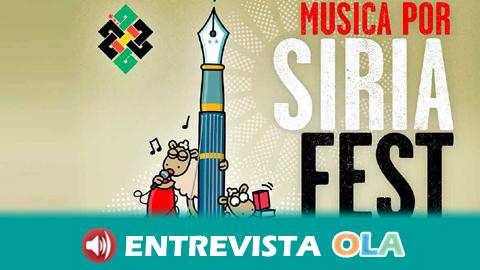 La Asociación de Apoyo al Pueblo Sirio organiza un festival de música con fines benéficos y para concienciar sobre la guerra
