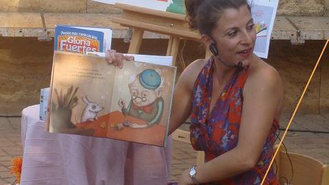 La iniciativa 'Poeta de Guardia' fomenta la lectura entre la población infantil de la provincia de Málaga