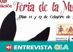 La Feria de la Mula de Arenas homenajea la importante labor de este animal en el campo de la Axarquía malagueña