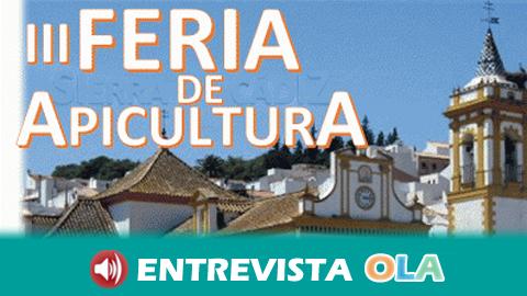 Prado del Rey pone en valor el mundo de las abejas con la III Feria de Apicultura 'Sierra de Cádiz'