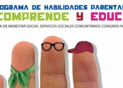 Padres y madres de Escacena del Campo se forman en habilidades educativas con el taller 'Comprende y educa'