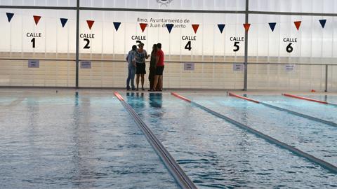 La Fundación Andaluza Beturia para la Investigación en Salud dará uso terapéutico a la piscina de San Juan del Puerto