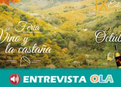 La Feria del Vino y la Castaña de Yunquera celebra la llegada del otoño homenajeando a sus productos típicos