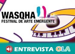 El V Wasqha Festival de Almedinilla acerca el arte emergente a la Subbética Cordobesa