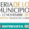 Los atractivos de la provincia de Córdoba se reúnen este fin de semana en la Feria de los Municipios