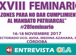 La Plataforma Andaluza de Apoyo al Lobby Europeo de Mujeres celebra la edición número veintiocho de su Feminario