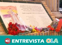 San Juan de Aznalfarache rinde homenaje a 'las aceituneras', las nueve mujeres jornaleras fusiladas por el franquismo en 1936