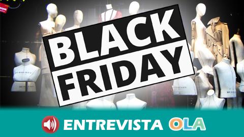 La Asociación de Consumidores Al-Ándalus recomienda conocer la política de devoluciones del comercio de cara al 'Black Friday'