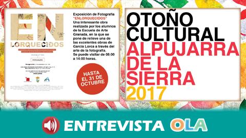 El municipio granadino de Alpujarra de la Sierra celebra su particular Otoño Cultural