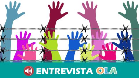 Según la Plataforma de Inmigrantes de Málaga, el internamiento de extranjeros en la cárcel de Archidona es ilegal y un atropello a los derechos humanos