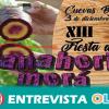 La XIII Fiesta de la Zanahoria Morá promociona el producto autóctono de Cuevas Bajas y el valle del Genil