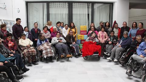 Los Palacios y Villafranca organiza una nueva Jornada de las Personas con Diversidad Funcional
