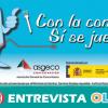 La asociación de consumidores ASGECO combate el sobrepeso y fomenta el ejercicio y la alimentación sana entre las niñas y los niños