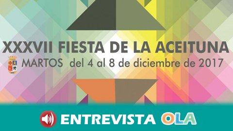 Martos disfruta de su XXXVII Fiesta de la Aceituna con más de 30 actividades oleoturísticas
