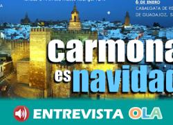 El programa 'Carmona es Navidad' dinamiza el municipio sevillano con 50 actividades culturales y lúdicas