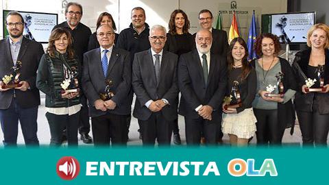 Los ganadores de los Premios de Comunicación Audiovisual Local resaltan la importancia de la partida de 230.000 euros anunciada por la Junta para el sector
