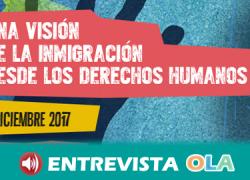 El Defensor del Pueblo Andaluz critica que los acuerdos de la UE con terceros países han servido para reprimir a los solicitantes de asilo