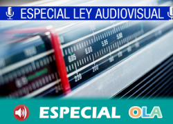 Podemos pide que la Ley Audiovisual de Andalucía genere un marco de garantías laborales en el sector