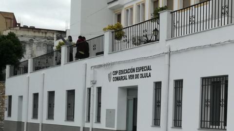 La Asociación 'Ver de Olula' convierte su sede en el Centro de Educación Especial de la Comarca del Almanzora