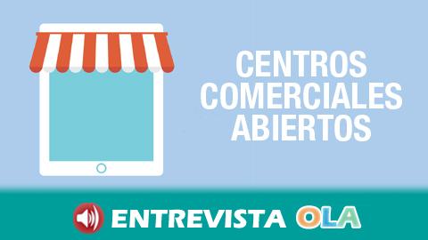 El municipio malagueño de Álora cuenta, desde hace siete años, con el honor de ser el primero en obtener el reconocimiento de Centro Comercial Abierto