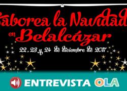 Gastronomía típica, patios tradicionales y flamenco protagonizan la iniciativa 'Saborea la Navidad en Belalcázar'