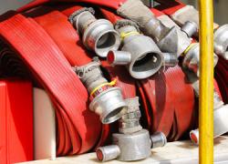 El parque de bomberos de El Ronquillo reabrirá el año que viene tras acometer su proyecto de rehabilitación