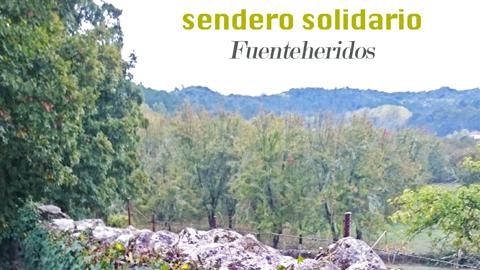 Un sendero solidario por la sierra onubense recaudará fondos para personas con Alzheimer de Cortegana