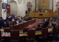 El proyecto de Ley Audiovisual de Andalucía supera el debate de totalidad ante el Pleno del Parlamento y se remite a la Comisión de Presidencia, Administración Local y Memoria Democrática