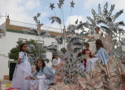 La tradicional Cabalgata de Reyes Magos de Guillena es declarada Fiesta de Interés Turístico de Andalucía