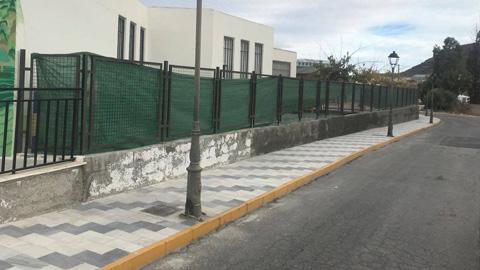 La red de abastecimiento de suministros básicos de Olula del Río está siendo rehabilitada apostando por la sectorización como modelo de gestión