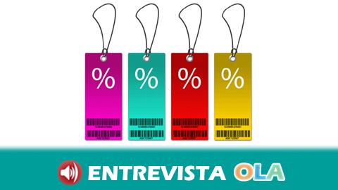 La Unión de Consumidores de Andalucía recuerda a la población que sus derechos durante las rebajas son los mismos que el resto del año