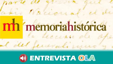 La Asociación Granadina para la Recuperación de la Memoria Histórica celebra que el Gobierno central no recurra la ley andaluza de memoria