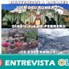 La gastronomía tradicional protagoniza la celebración del 'Día del Romero' del municipio almeriense de Bacares