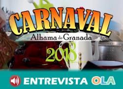 Los mascarones y las máscaras de Alhama de Granada vuelven a protagonizar su carnaval rural