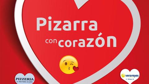 La iniciativa 'Pizarra con Corazón' fomenta el consumo local y pone en valor los productos del municipio