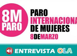 La huelga feminista del 8 de marzo tiene las mismas garantías que cualquier huelga general y se acompaña de paros estudiantiles, de cuidado y consumo