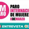 La Asamblea Feminista Unitaria de Sevilla llama a las mujeres a sumarse a la Huelga del 8M para poner en valor las labores productivas y reproductivas de las mujeres