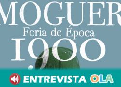 La Feria de Época 1900 de Moguer organiza la programación de su segunda edición alrededor de tres ejes: Zenobia, el vino y el carnaval