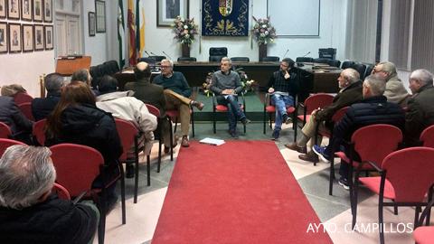 Campillos establecerá una comunidad de regantes para reutilizar el agua de la depuradora municipal