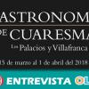 Los Palacios y Villafranca promociona los fogones locales con las I Jornadas Gastronómicas de Cuaresma