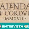 "Visitas guiadas, actividades gastronómicas o talleres rememoran el pasado romano de Córdoba con el programa ""Kalendas"""