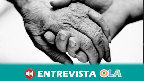 La catedrática Lina Gálvez anima a las mujeres a hacer huelga el 8M también en los cuidados, tarea más invisibilizada y menos valorada, pero fundamental para la vida