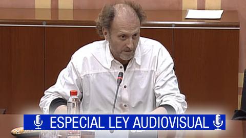 EMA-RTV comparece en el Parlamento andaluz para realizar aportaciones al Proyecto de Ley Audiovisual de Andalucía