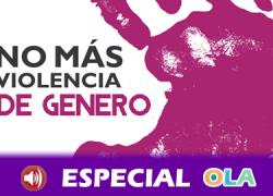 8M Día Internacional de las Mujeres: No más violencia machista