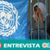 La Agencia en España de Naciones Unidas para los Refugiados de Palestina en Oriente Próximo pide apoyo al Parlamento de Andalucía