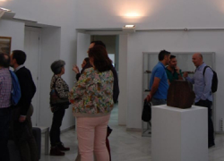 Marmolejo reabre la Casa de la Cultura e inaugura el Punto de Información Turística
