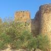 Marmolejo alerta del riesgo de derrumbe que sufre el Castillo de la Aragonesa